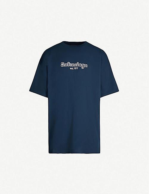 31bf62e839b2 Balenciaga Mens - T-shirts, wallets & more | Selfridges