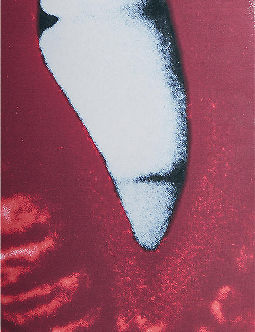 DAIDO MORIYAMA Lip Bar printed skate deck