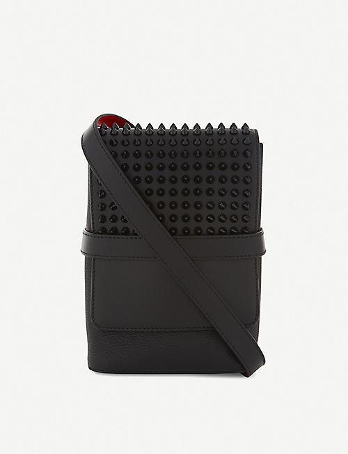 Christian Louboutin Mens Bags Selfridges Shop Online