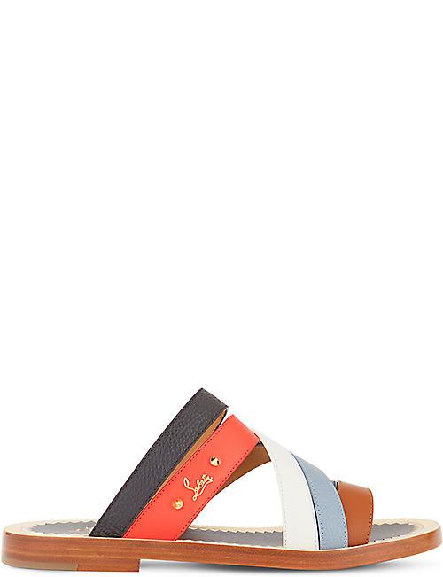 0936d6ff017 CHRISTIAN LOUBOUTIN - Formal sandals - Sandals - Mens - Shoes ...