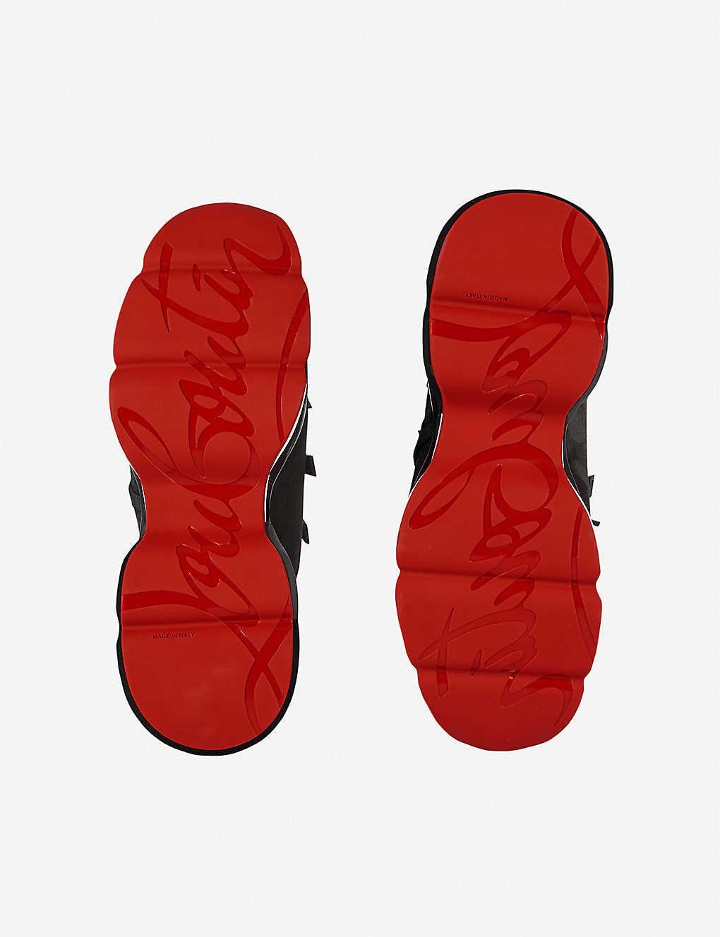 free shipping d0994 98c82 ... Red-runner flat clf neo neomesh vv pat g -