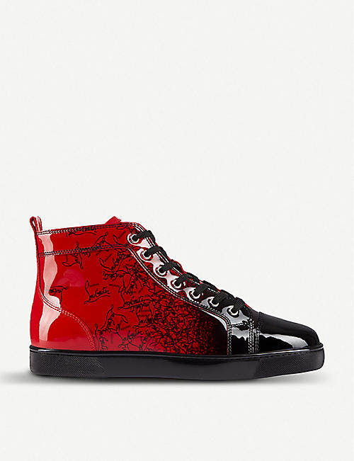 7ab519c4f258 CHRISTIAN LOUBOUTIN - High tops - Trainers - Mens - Shoes ...