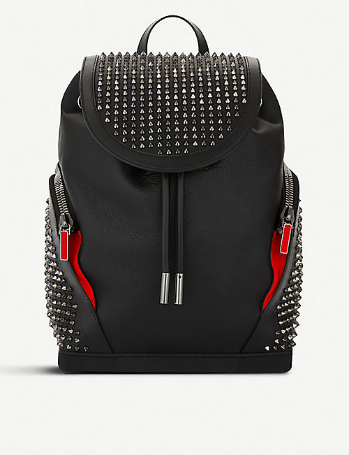 93d30481efa CHRISTIAN LOUBOUTIN - Backpacks - Bags - Mens - Selfridges   Shop Online