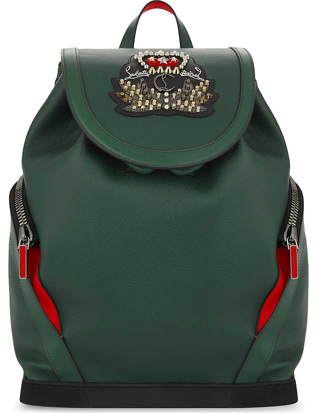 279a3eb5bd25 CHRISTIAN LOUBOUTIN - Explorafunk backpack