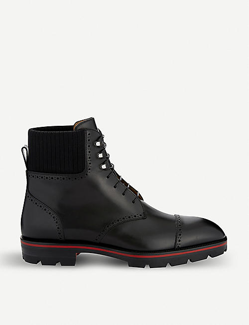 819dd509c083 CHRISTIAN LOUBOUTIN Citycroc 20 calf black