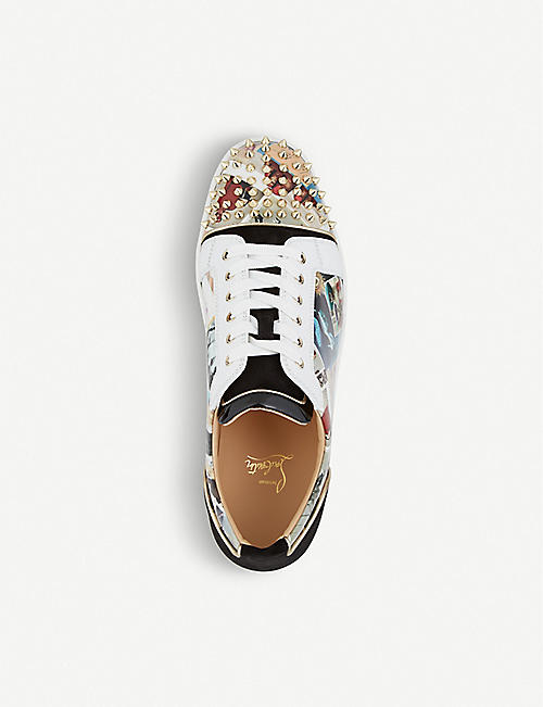 46db085aca2 CHRISTIAN LOUBOUTIN - Trainers - Shoes - Mens - Selfridges | Shop Online