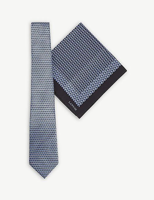Pocket Squares - Accessories - Mens - Selfridges  3c15071af59