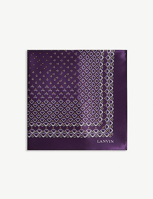 bffd64706c8d0 Pocket Squares - Accessories - Mens - Selfridges | Shop Online