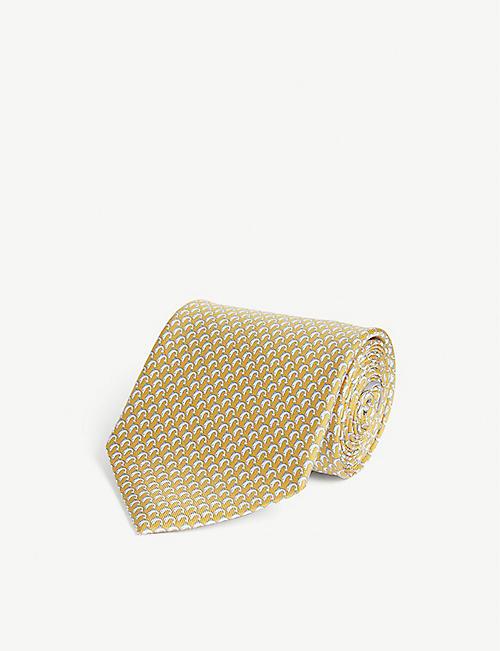 c3a722910fc4 SALVATORE FERRAGAMO - Ties - Accessories - Mens - Selfridges | Shop ...