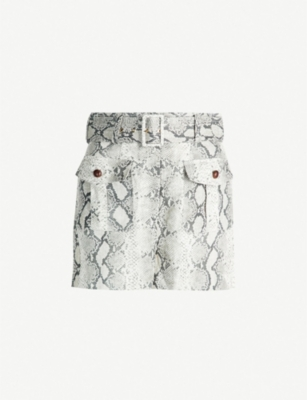 ZIMMERMANN Safari linen shorts