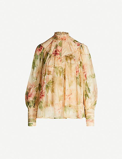 e054e91113c Shirts & blouses - Tops - Clothing - Womens - Selfridges | Shop Online