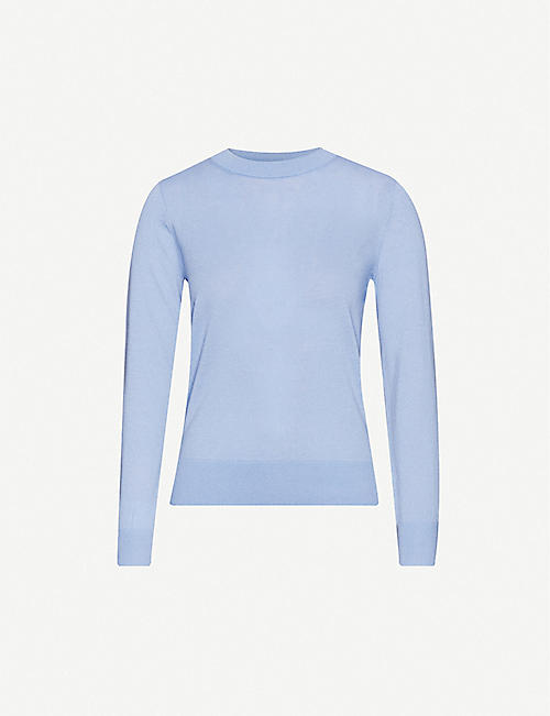 ZIMMERMANN Super Eight cashmere jumper