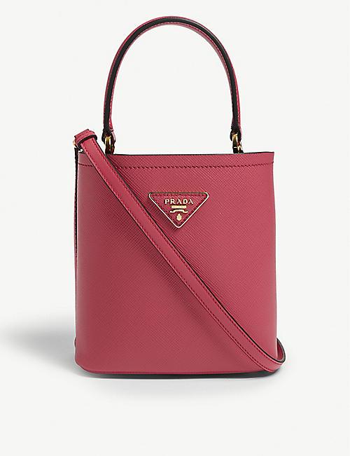 113124077e94 PRADA Mini bucket bag