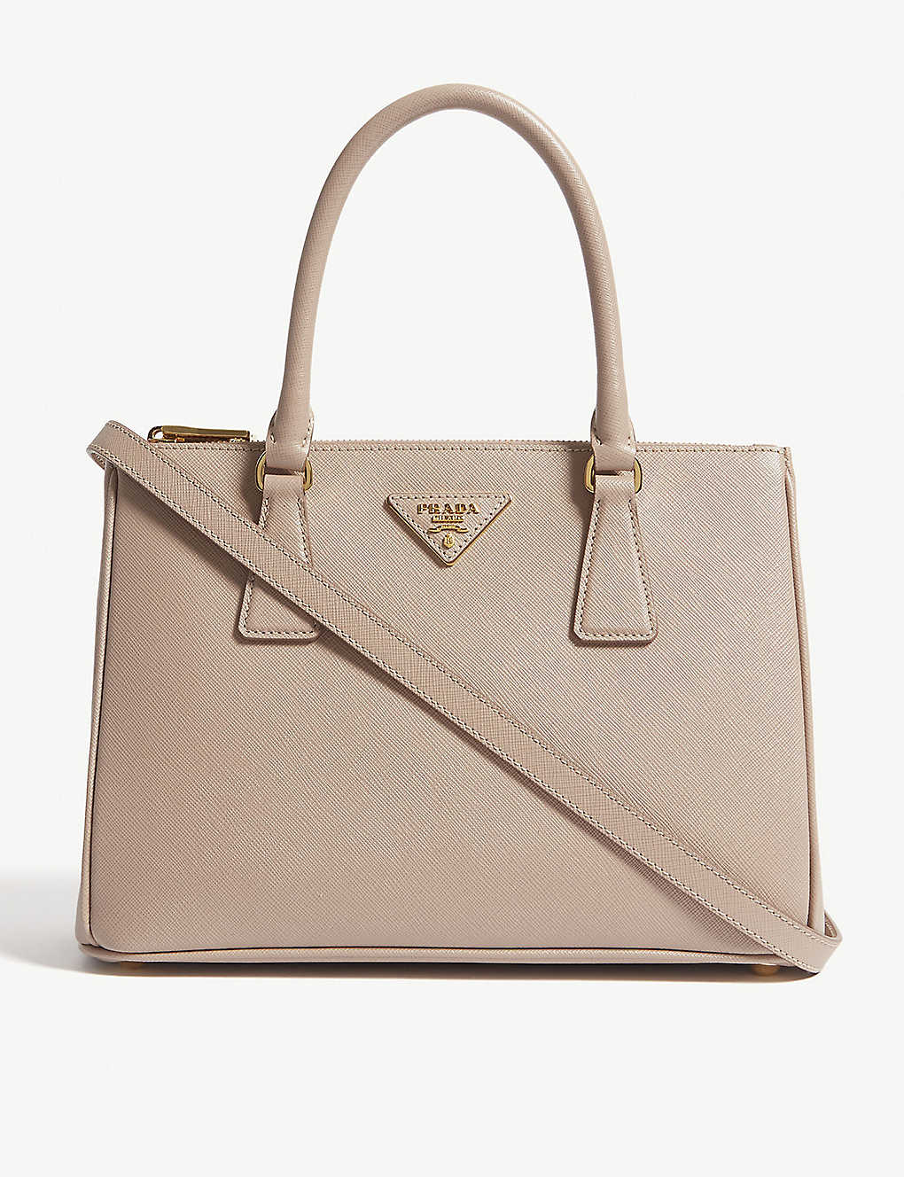 b4d321c2279e53 PRADA - Saffiano leather tote | Selfridges.com