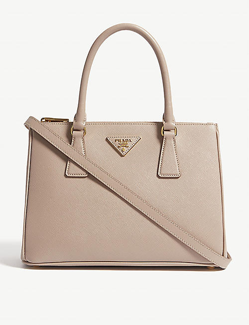 PRADA: Galleria saffiano leather tote bag