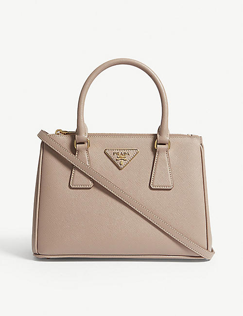 289e91c7999 PRADA Galleria mini leather tote