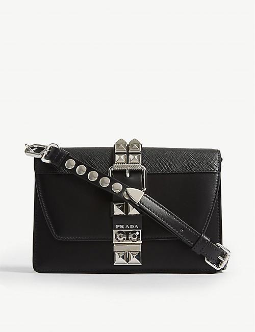 75494f34e50a Prada Bags - Men's wallets, Backpacks & more | Selfridges