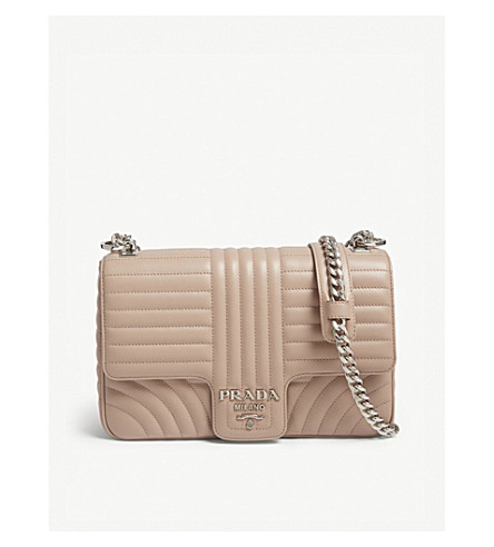 e8f1636592c5 PRADA - Quilted shoulder bag