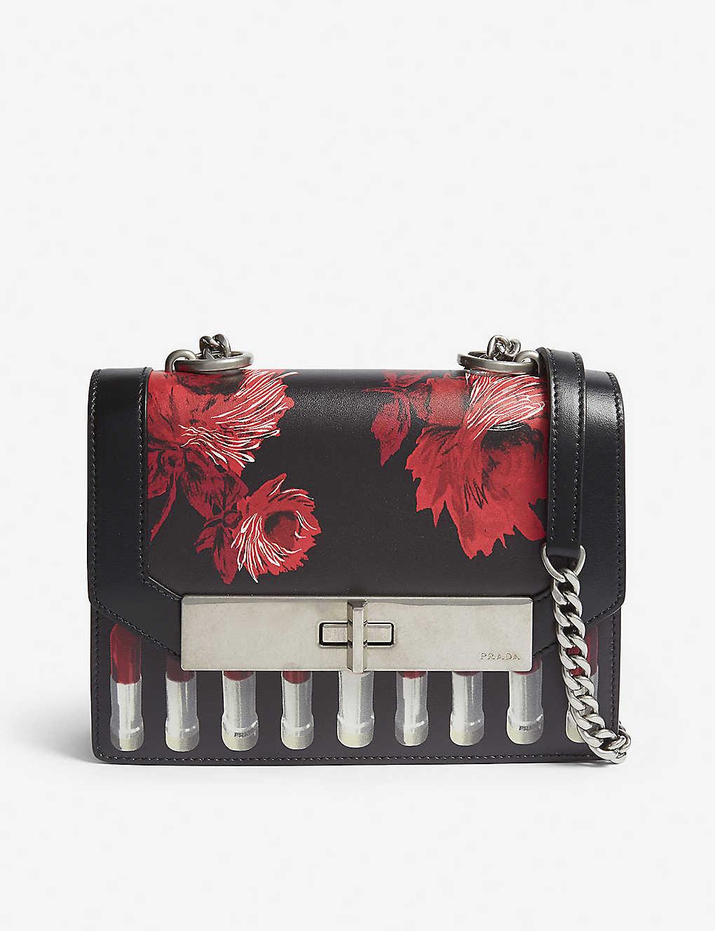 9ea2555059b2 PRADA - Lipstick shoulder bag   Selfridges.com