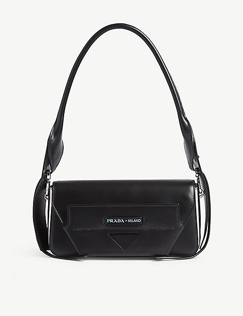 4e99122b3856ac Prada Bags - Men's wallets, Backpacks & more | Selfridges