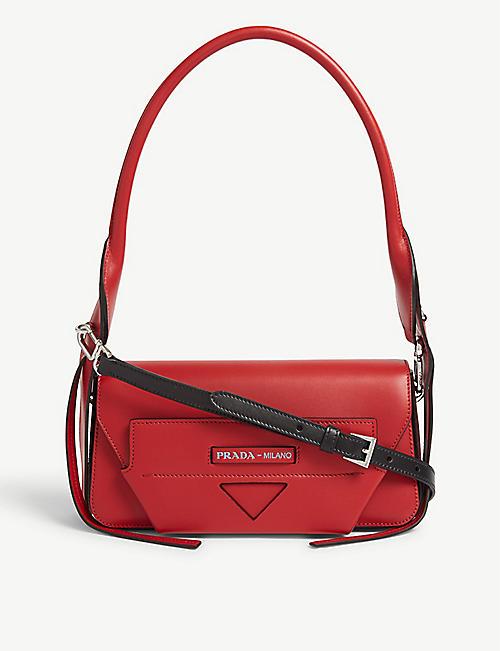 f9725ab438d Prada Bags - Men s wallets, Backpacks   more   Selfridges