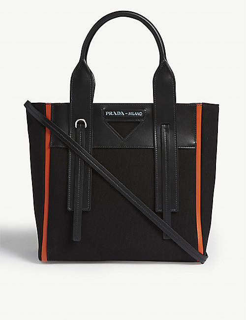 f21b7892e3fd Prada Bags - Men's wallets, Backpacks & more | Selfridges