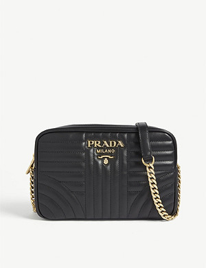 PRADA Diagramme Camera bag