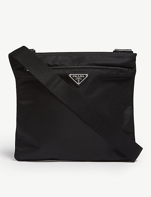 68b653633a64 ... norway prada prada nylon shoulder bag a5d82 30396