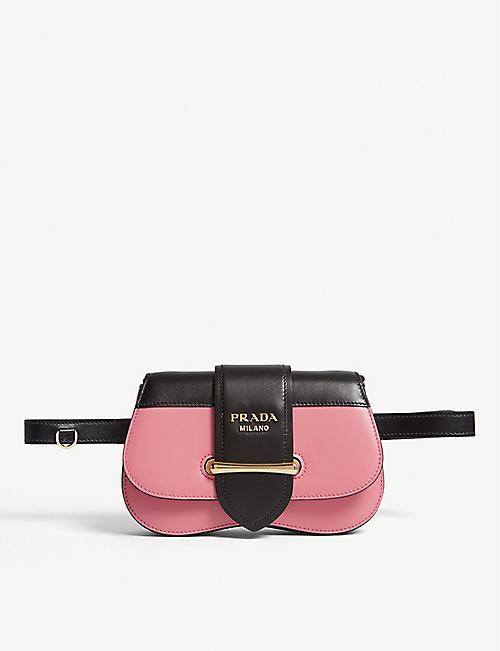 3358d90724ab Prada Bags - Men's wallets, Backpacks & more | Selfridges