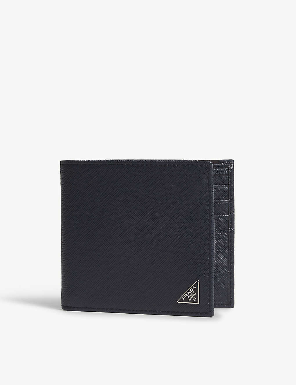65d8d74c4b16 PRADA - Saffiano leather billfold wallet | Selfridges.com