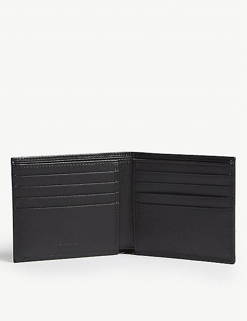 908d2d98578d PRADA Saffiano leather billfold wallet · Quick Shop