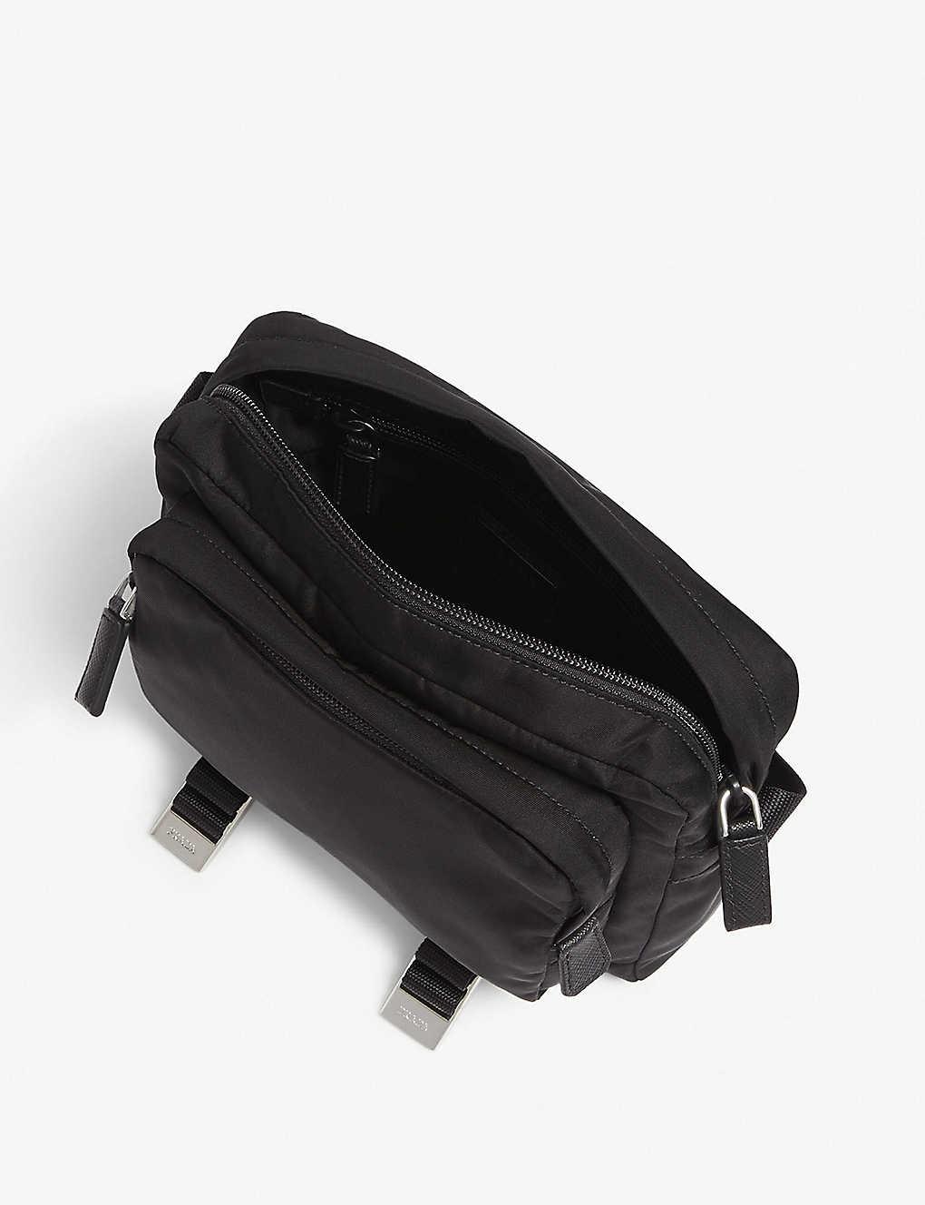 d5e8860544f4 PRADA - Tessuto Montagna nylon camera bag   Selfridges.com