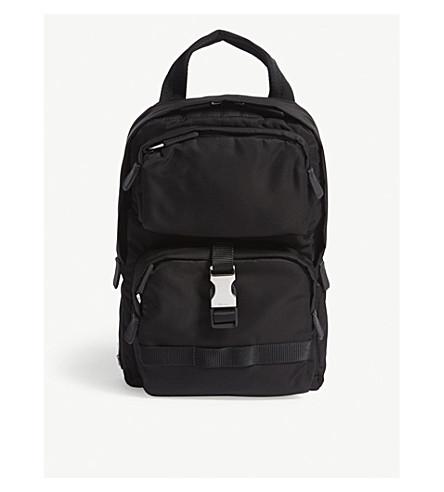 0479972d4a PRADA Tessuto Montagna mini backpack (Black