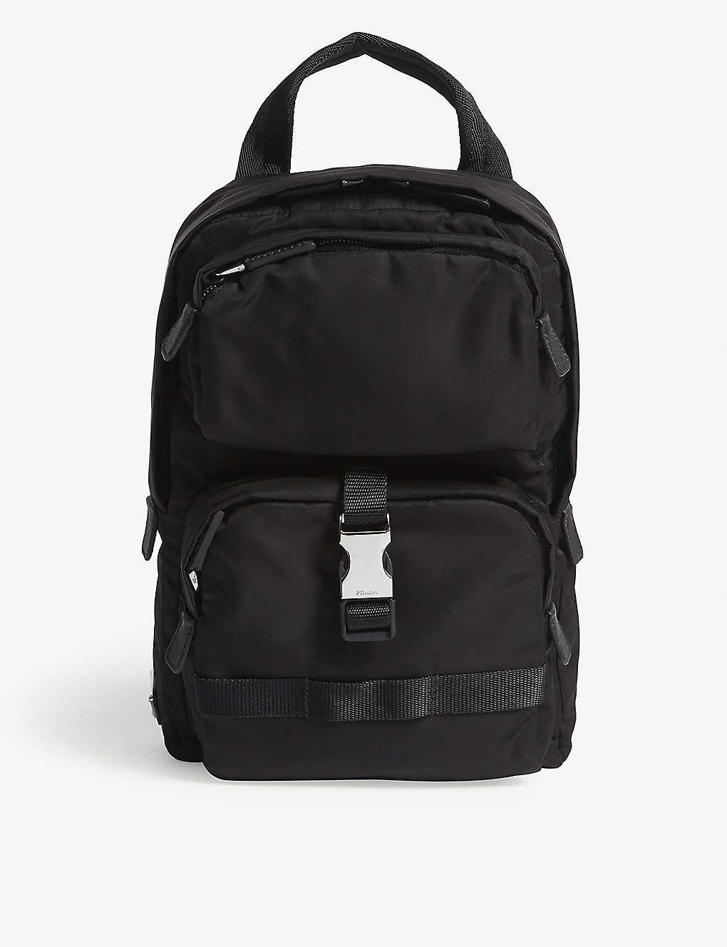 701129e7df474d PRADA - Tessuto Montagna mini backpack | Selfridges.com