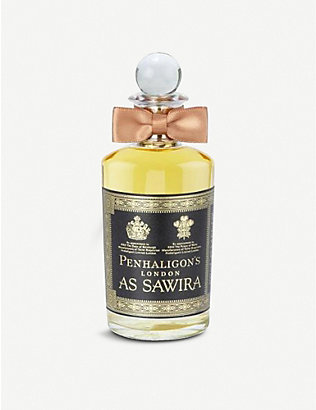 PENHALIGONS:Trade Routes As Sawira 淡香水 100 毫升