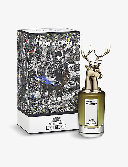 PENHALIGONS The Tragedy of Lord George eau de parfum 75ml