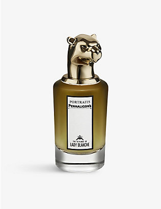 PENHALIGONS: The Revenge of Lady Blanche eau de parfum 75ml