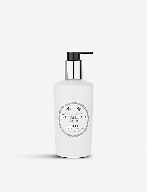 PENHALIGONS: Luna Body & Hand lotion 300ml