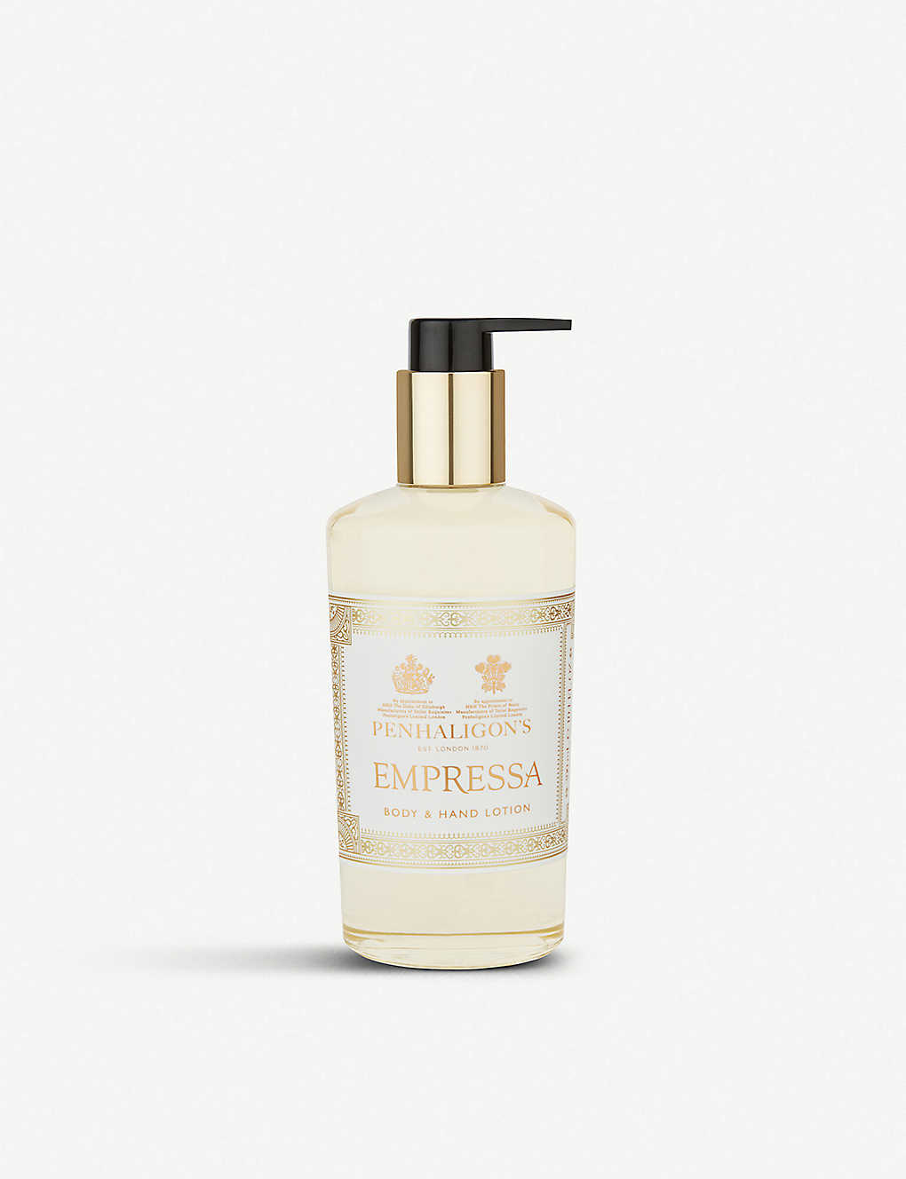 PENHALIGONS: Empressa Body & Hand lotion 300ml