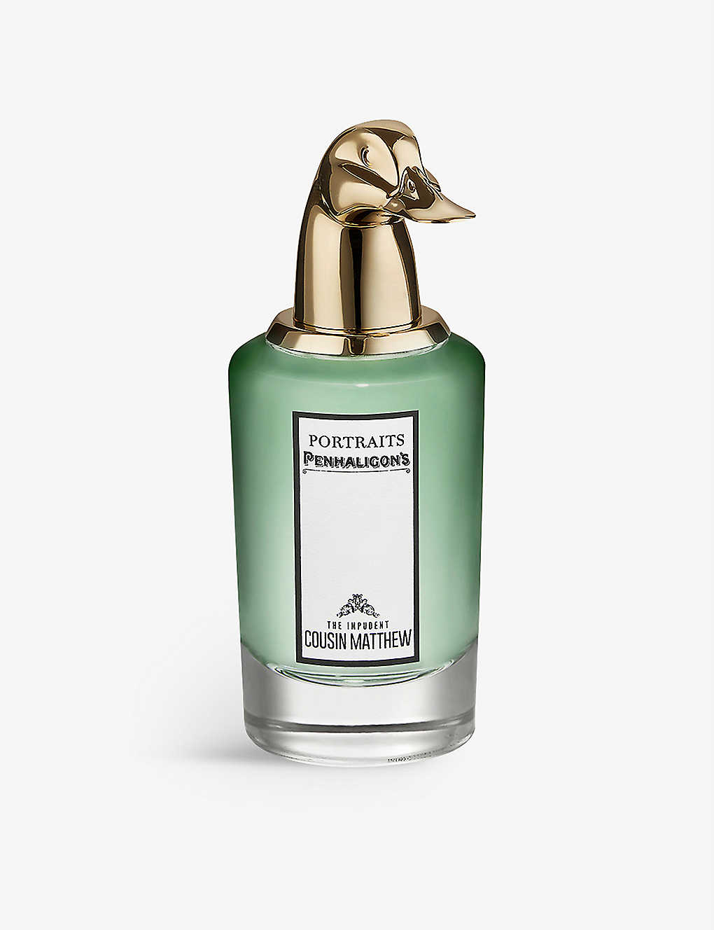 PENHALIGONS: The Impudent Cousin Matthew eau de parfum 75ml