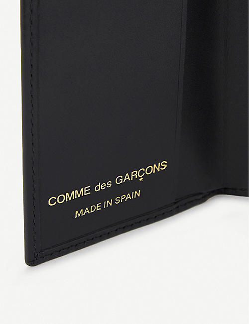 COMME DES GARCONS Classic leather card holder