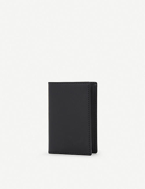 75e9d3fa1734 COMME DES GARCONS - Classic leather card holder