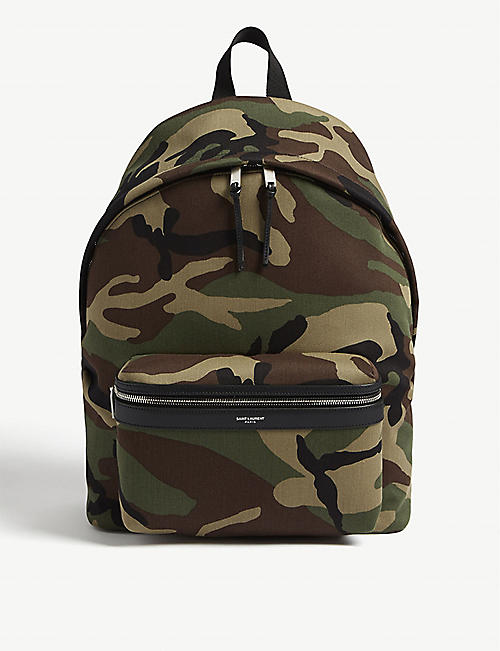 7b853bf9b8 Backpacks for Men - Saint Laurent, Gucci & more | Selfridges