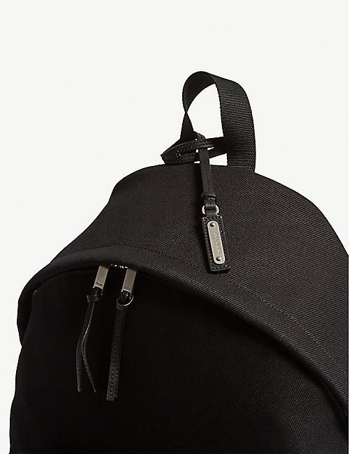 c9263cd091 SAINT LAURENT Canvas backpack. Quick Shop