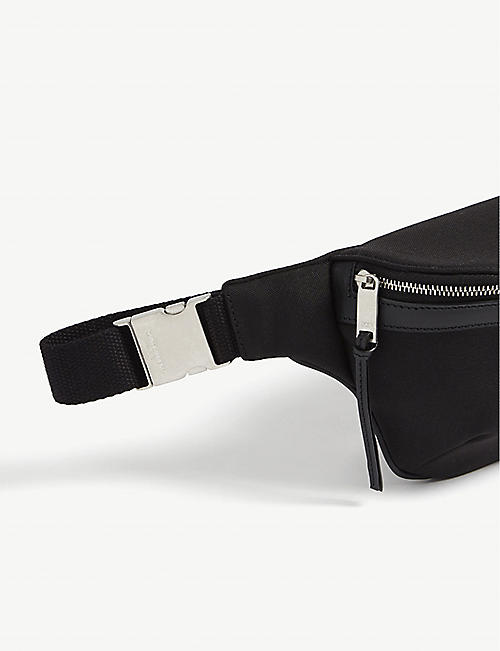 SAINT LAURENT Classic canvas belt bag