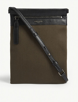 SAINT LAURENT Cross-body pouch bag