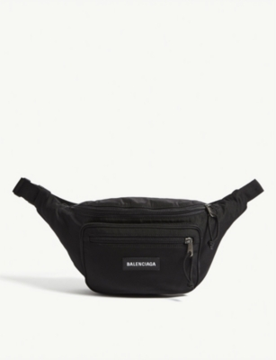 BALENCIAGA Explorer logo belt bag