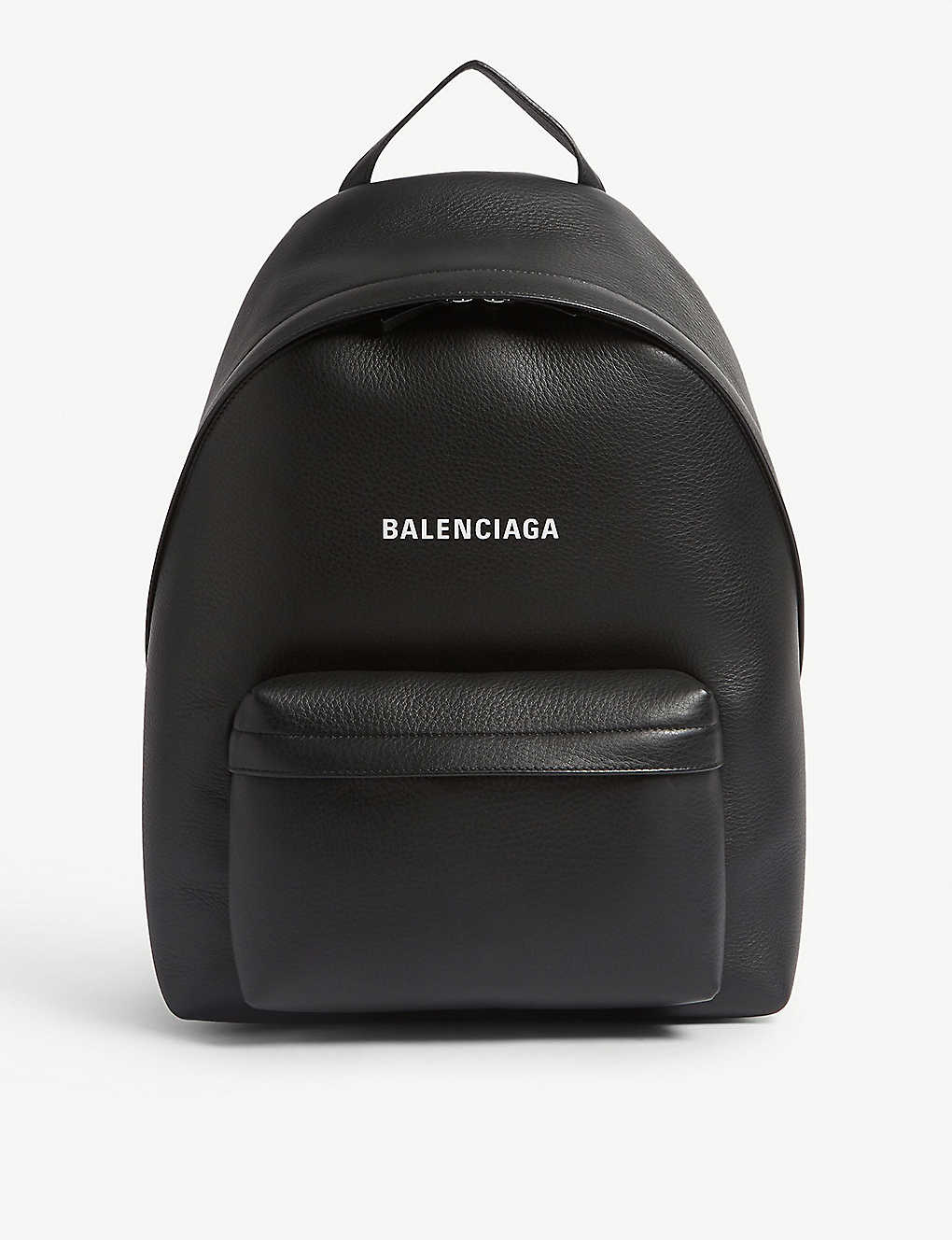abda67807e BALENCIAGA - Everyday leather backpack | Selfridges.com