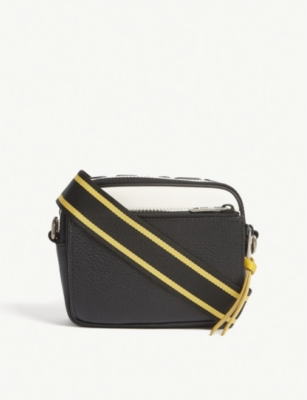 GIVENCHY M3 leather cross-body bag