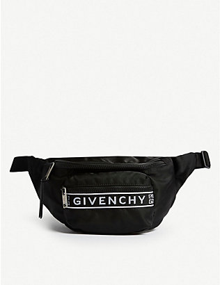 GIVENCHY: Light 3 shell bumbag